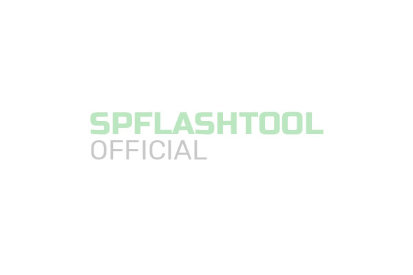 SP Flash Tool v5.1820